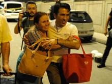 В международном аэропорту имени Ататюрка в Стамбуле. 28 июня 2016 года. Getty Images. Фото: Г.Тан