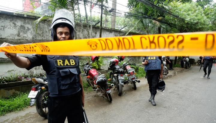 Граждан России среди заложников вресторане Бангладеш небыло