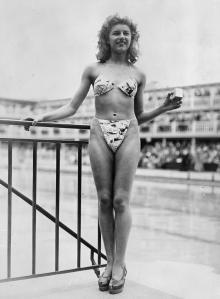 Первое бикини, 1946 г.