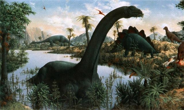 Ученые узнали, что убило динозавров
