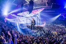 Фото с концерта Джастина Тимберлейка