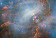 ����: NASA / ESA