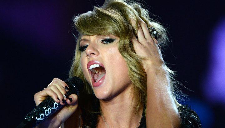 Тейлор Свифт стала самой высокооплачиваемой звездой поверсии Forbes