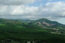 Альбанские горы. Фото: Renato Clementi / Wikipedia