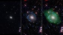 Фото NASA/JPL/Caltech/SDSS/NRAO/L. Hagen, M. Seibert