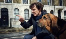 Кадр из сериала «Шерлок»