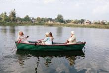 Кадр из фильма «У реки»