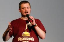 Писатель Андрей Кокотюха