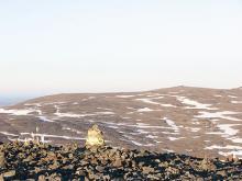 Гора Халти. Фото: MattiPaavola / Wikipedia