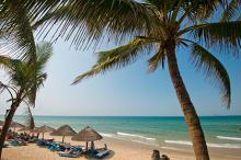 Cua Dai Beach. Фото: Olaf Schubert / imagebroker / Globallookpress.com