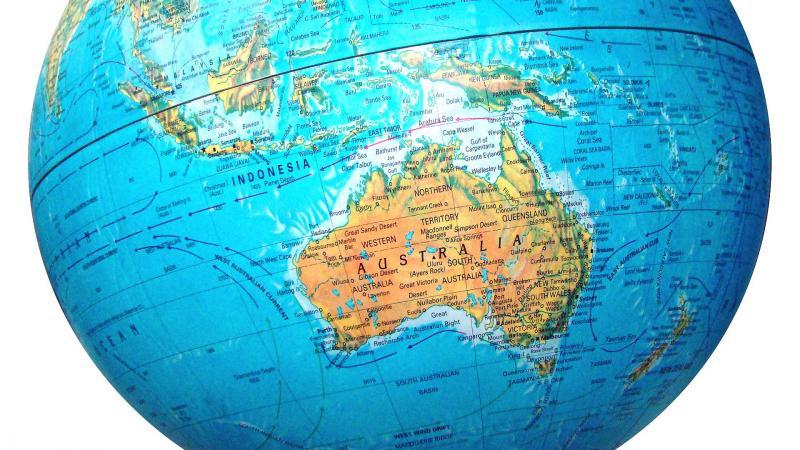 Австралия готовится кпереезду на1,5 метра ксеверу