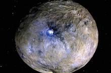 Церера. Изображение: NASA / JPL-Caltech / UCAL / MPS / DLR / IDA