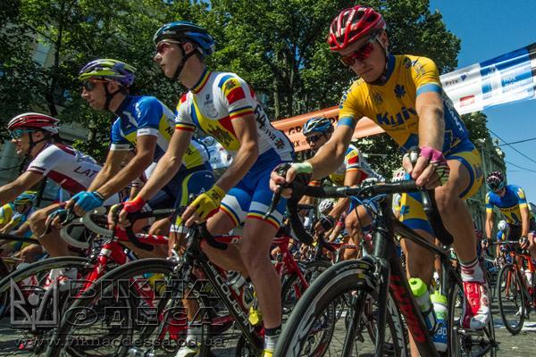 Помаршруту следования отключат светофоры иперекроют движение— Велогонка вОдессе
