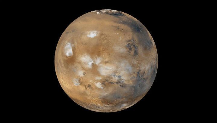 Вода надревнем Марсе была очень солёной— английские учёные