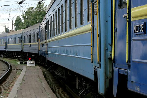 Назначен дополнительный поезд из украинской столицы вОдессу