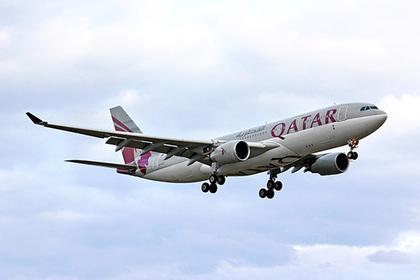 ВСтамбульском аэропорту зажегся самолет