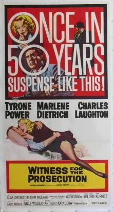 Афиша к фильму 1957 года