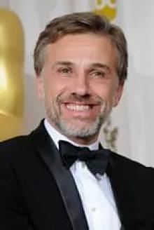 Кристоф Вальц. Фото с сайта vettri.net