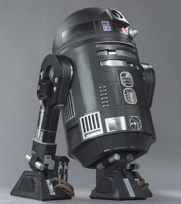 Вовселенной «Звездных войн» появится злой двойник R2-D2