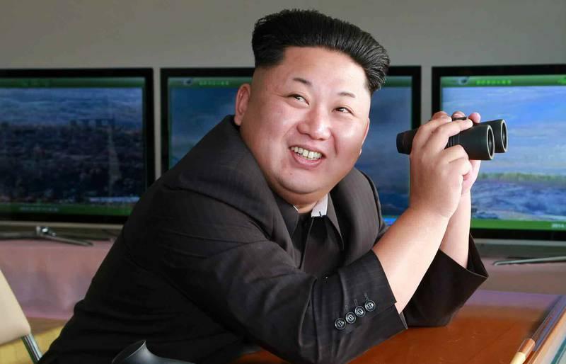 Пропавший вКитае студент учит Ким Чен Ына английскому