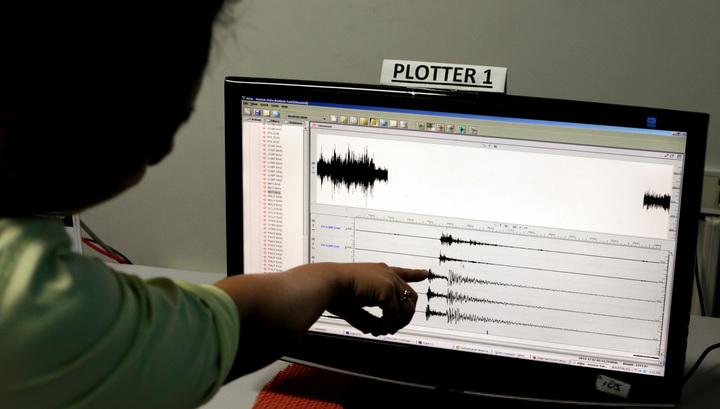 НаКамчатке зафиксировали три землетрясение