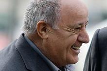 Амансио Ортега. Фото: Miguel Vidal / Reuters