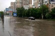 Одесса после ливня. 3 июня 2016 года. Фото с сайта областного управления полиции