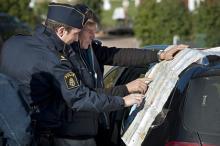 Фото: страница полиции Швеции в Facebook