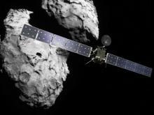Иллюстрация ESA/АТГ Medialab/Rosetta/Navcam