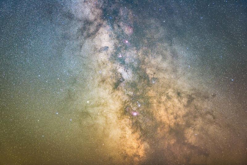 Неменее 1 млрд звезд вошли всозданный учеными атлас