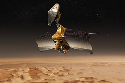Планетологи «расширили» влажную эпоху Марса на млрд. лет