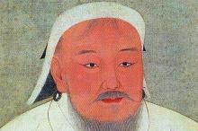 Чингисхан. Изображение: Wikipedia