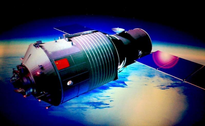 КНР подтвердил потерю контроля над «Тяьгунь-1»: станция вскоре опустится наЗемлю