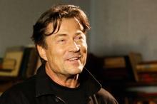 Актер из Риги (Латвия) Андрейс Жагарс