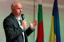 Кинорежиссер Васил Барков (Болгария)