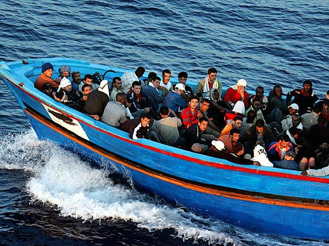 Число погибших крушения лодки смигрантами приблизилось к80
