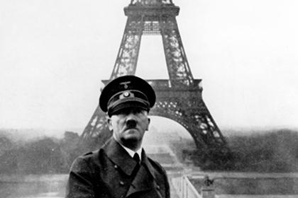 Раскрыты детали наркотической зависимости Гитлера
