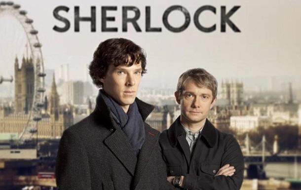 Объявлены наименования новых серий «Шерлока»