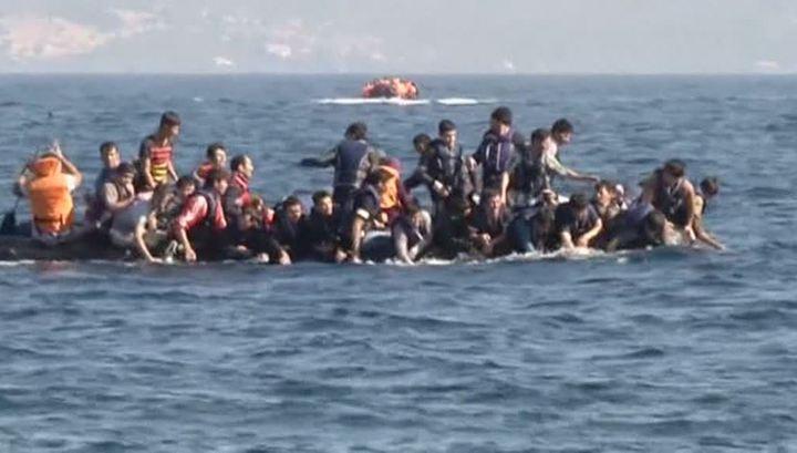 Число погибших крушения судна снелегалами уберегов Египта превысило 200 человек