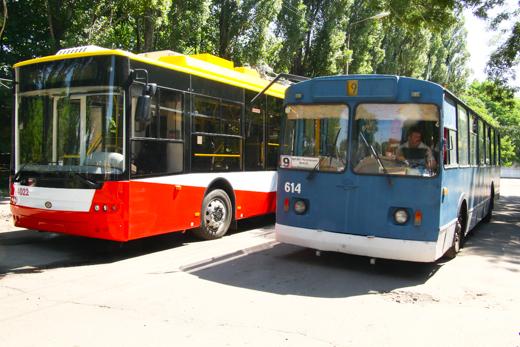 ВОдессе подорожает проезд втрамваях итроллейбусах