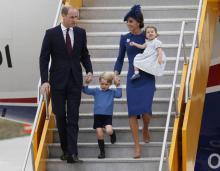 Прибытие семьи в Канаду