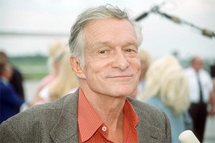 У основоположника Playboy Хью Хефнера серьёзные проблемы создоровьем