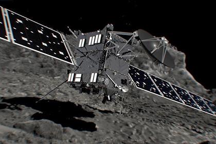 Гибель «Розетты»: финал космической миссии