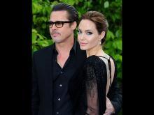 Анджелина Джоли и Брэд Питт. Getty Images. Фото: Д.Камбурис