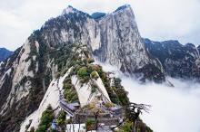 Гора Хуашань. Фото: Depositphotos.com