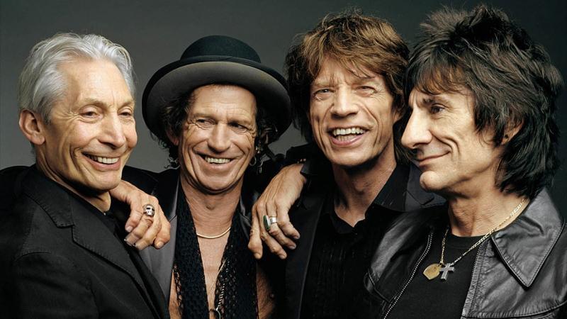 The Rolling Stones выпускают 1-ый за10 лет альбом
