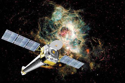 Найдены подтверждения существования «блуждающей» черной дыры