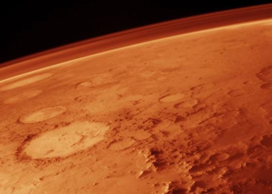 НаМарсе найдено место для жизни