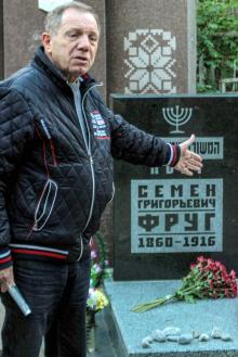 Профессор Михаил Пойзнер, инициатор проекта