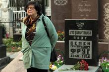 Ведущий методист Литературного музея Анна Мисюк